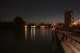 2014-07-31 A Day @ Berlin East Side Gallery - Berliner Mauer 038 Oberbaumbrücke 07 - Foto © Carlo Wanka